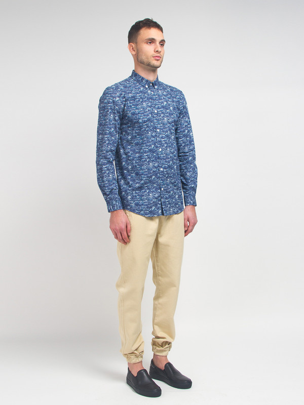 Journal Brit Liberty Shirt