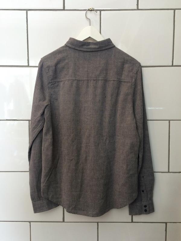 Herringbone Fleck Shirt