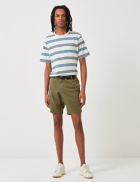 Gramicci NN-Shorts Relaxed - Olive Green
