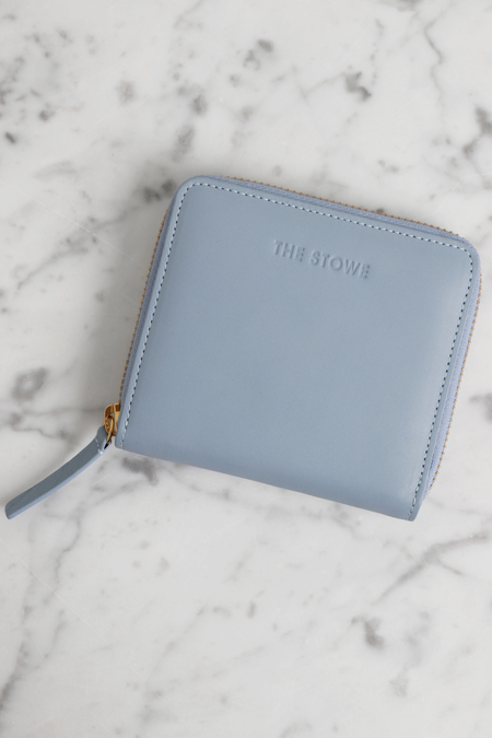 The Stowe Square Wallet - Arctic