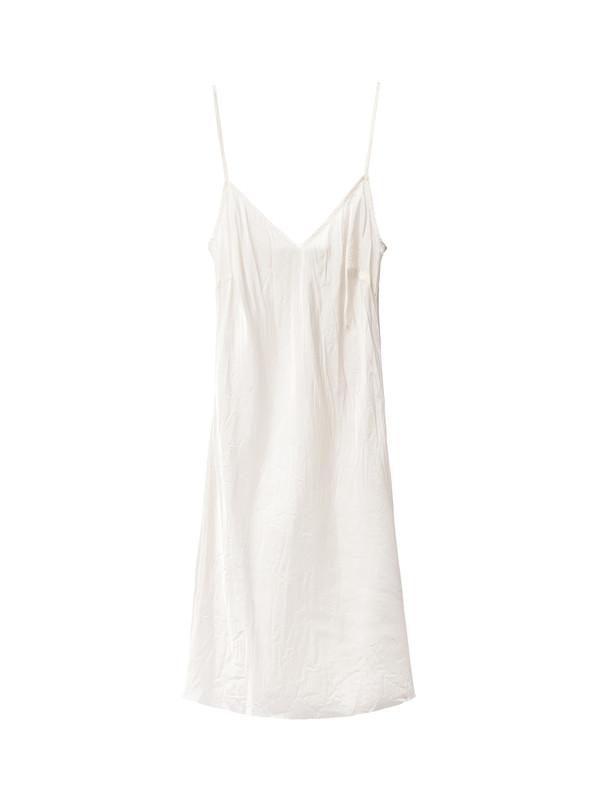 Organic by John Patrick Bias Slip Vintage White