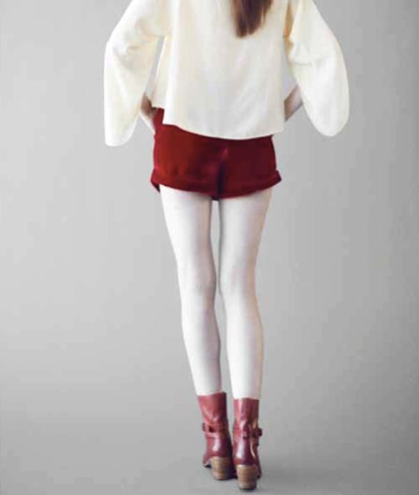 Samantha Pleet   Vashti Shorts