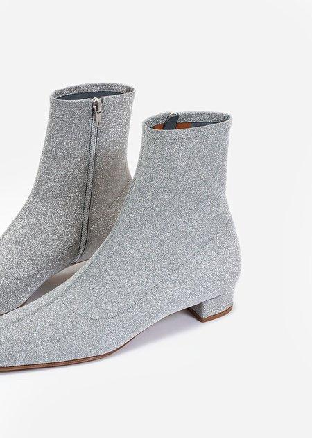 By Far Este Boot - Silver Glitter