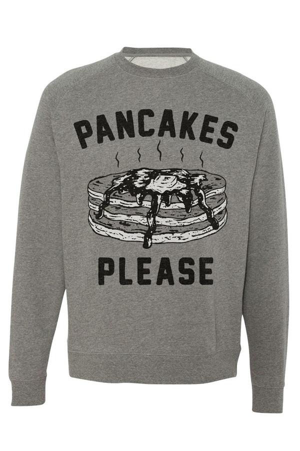 PYKNIC Pancakes Please Sweatshirt