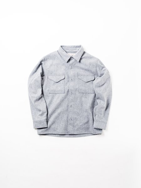 FILSON JAC SHIRT - GREY