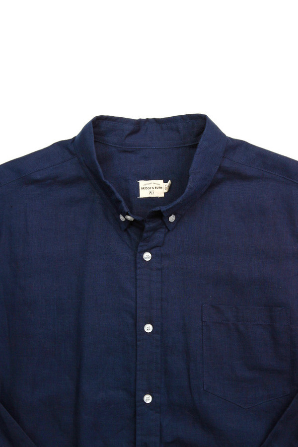 Men's Bridge & Burn Fulton Navy