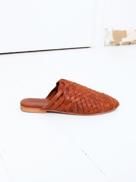 St. Agni Bunto Woven Loafer - Vintage Tan