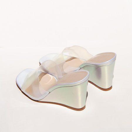 Maryam Nassir Zadeh Paradise Wedge - Opal