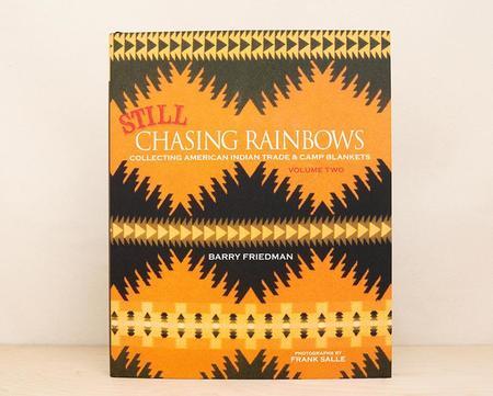 Pendleton Still Chasing Rainbows - Barry Friedman