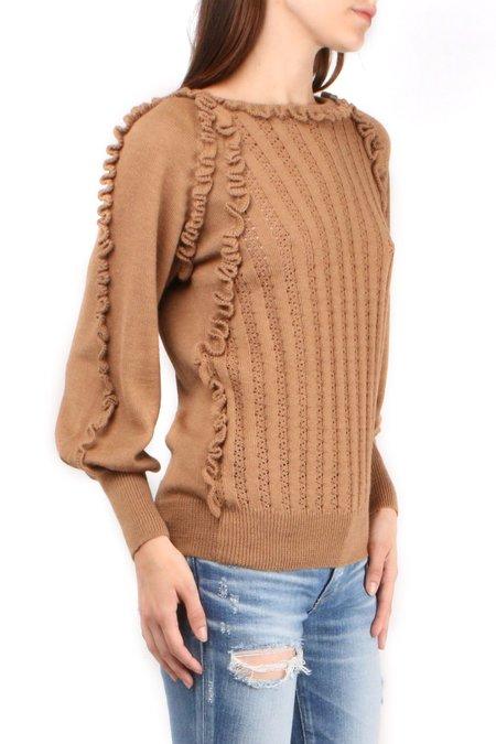 Apiece Apart Camari Knit - Onion Skin