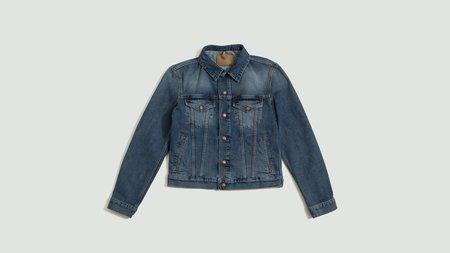 Jeanerica Classic Denim Jacket - Mid Vintage