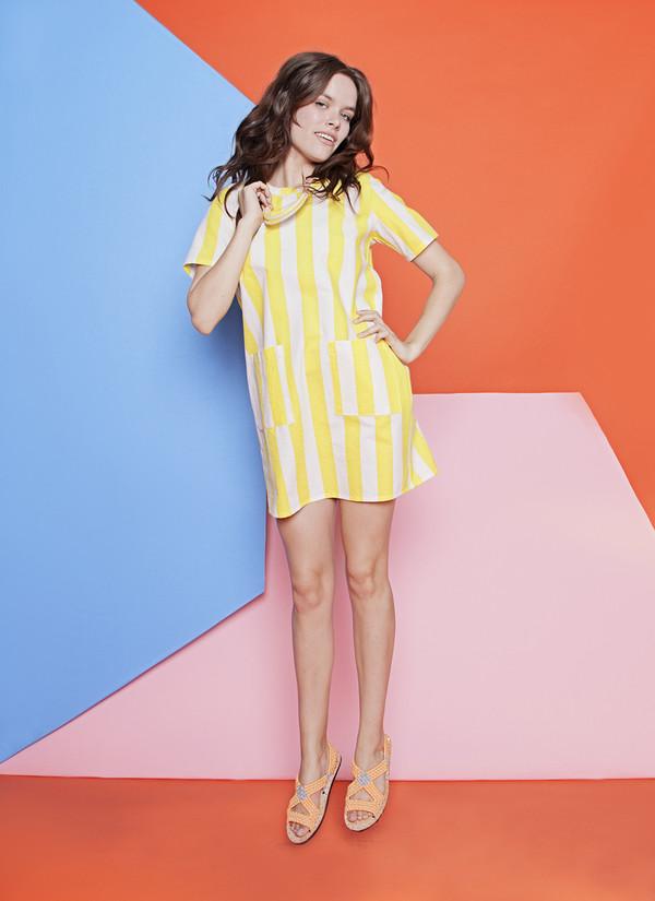 Dusen Dusen Stripe Tee Dress