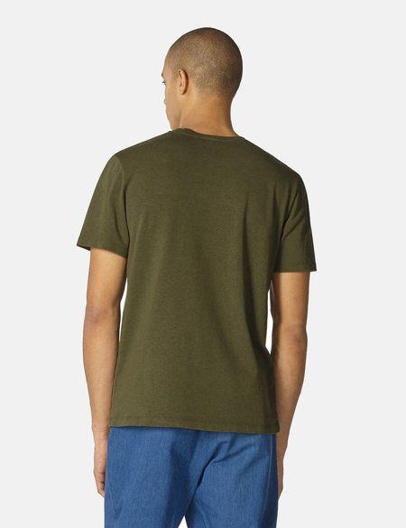 A.P.C. Ted T-Shirt - Khaki Green