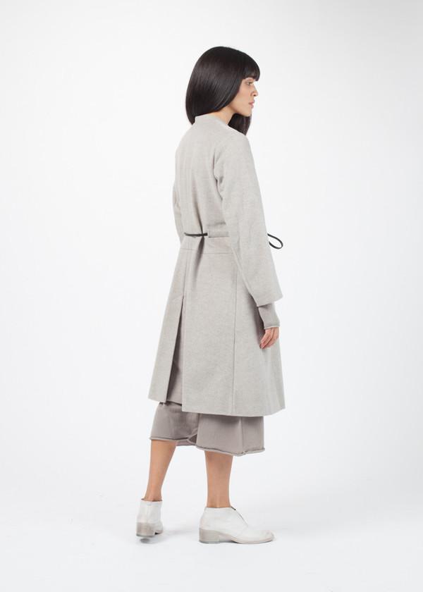 Manuelle Guibal 3/4 Sleeve Zak Coat