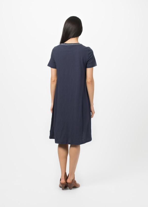 You Must Create Bead Neck Dress
