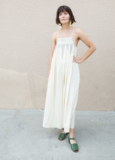Aish Maira Dress - IVORY