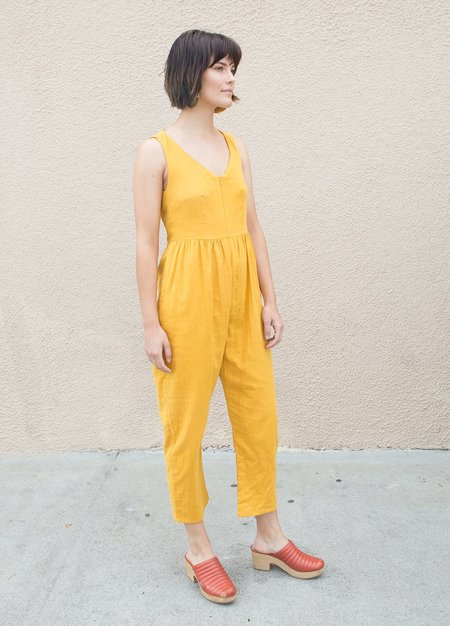Loup Lee Jumpsuit - Canary