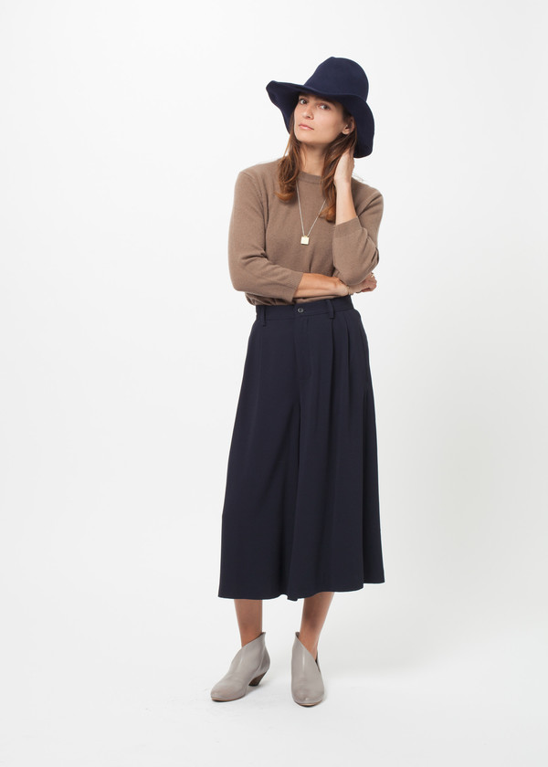 Co Cropped Pant