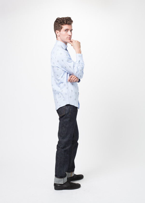 Men's Shockoe Edelweiss Shirt