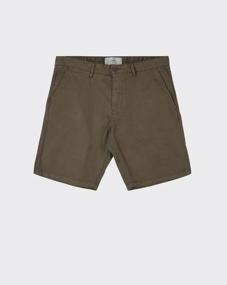 Minimum Frede Short - Drab Green