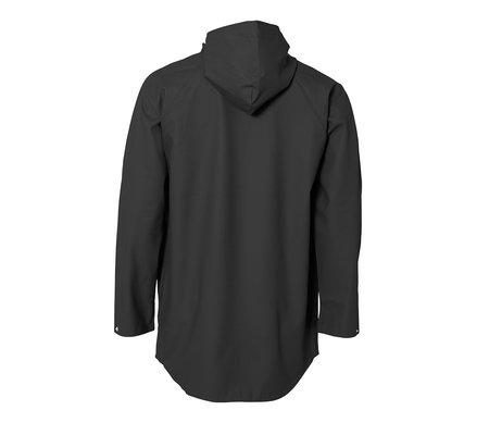 Elka Rainwear Sonderby Classic PVC Jacket - Black