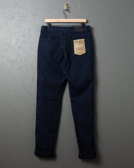 Raleigh Denim Workshop Graham Woven Jacquard Jeans