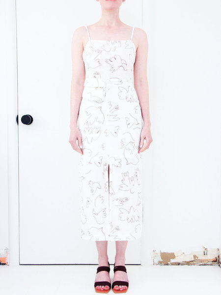 Paloma Wool Museo Dress - Off-White