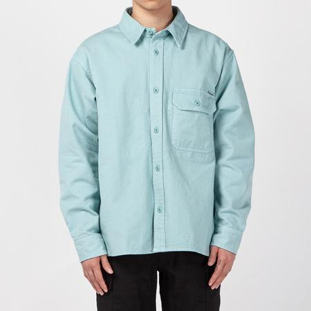 Carhartt WIP Reno Shirt - Soft Aloe