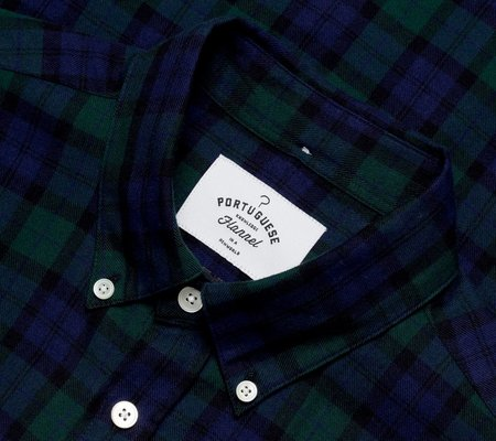 Portuguese Flannel Bonfim S/S Shirt