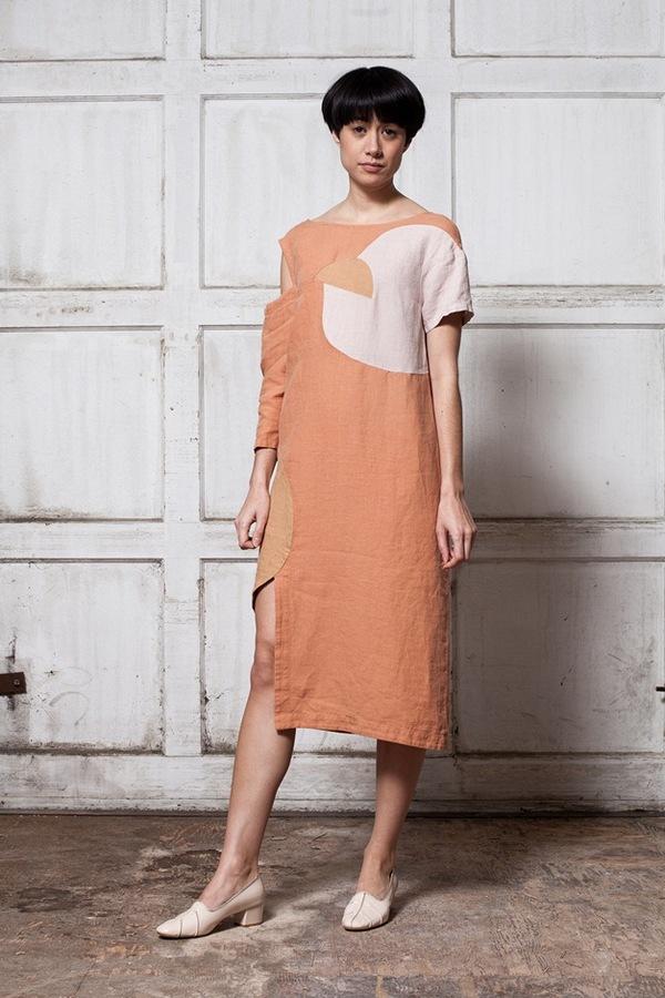 Rachel Comey Soleri Dress - suntan