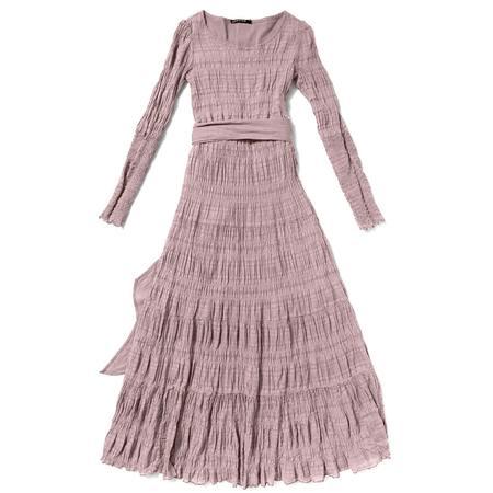 Curator Larkspur Dress - Dusty Lilac
