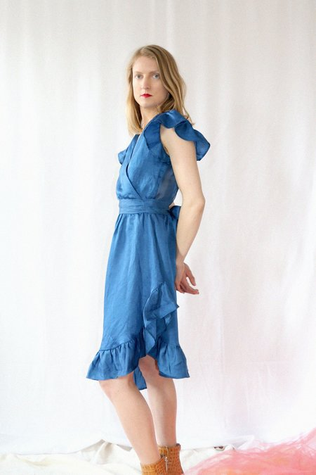 Colorant Voyager Dress - Indigo