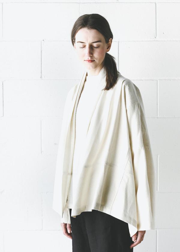Atelier Delphine Kimono Jacket in Grain