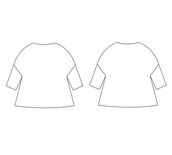 Sunja LInk Pullover Shirt