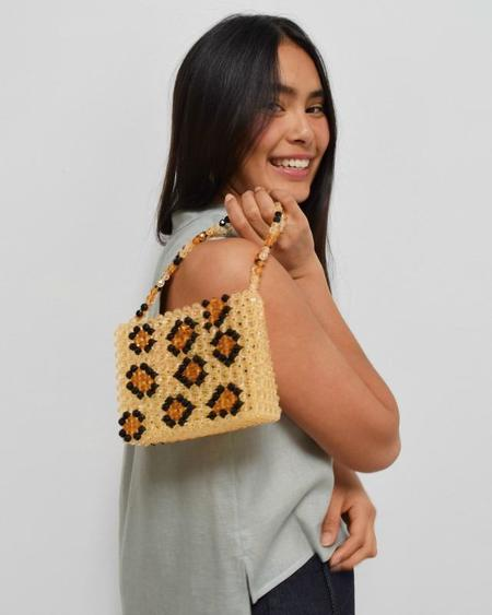 Susan Alexandra Lil Leopard Bag - Animal
