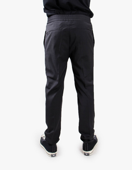 Won Hundred Calvin Trousers - Obsidian