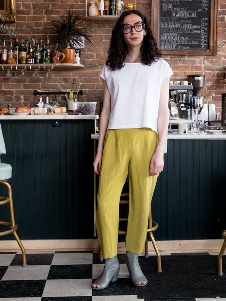 Eve Gravel Phenicie Pants - Lime