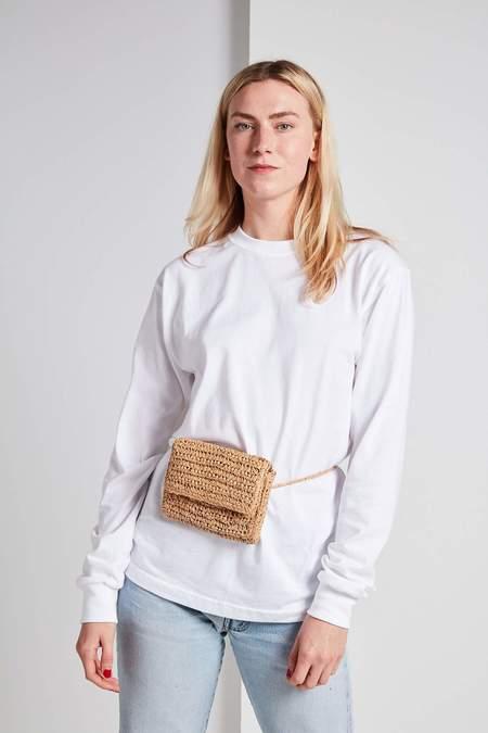 Camber Long Sleeve Tee - White