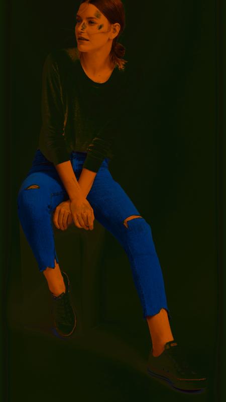 Rag & Bone HIGH RISE ANKLE SKINNY