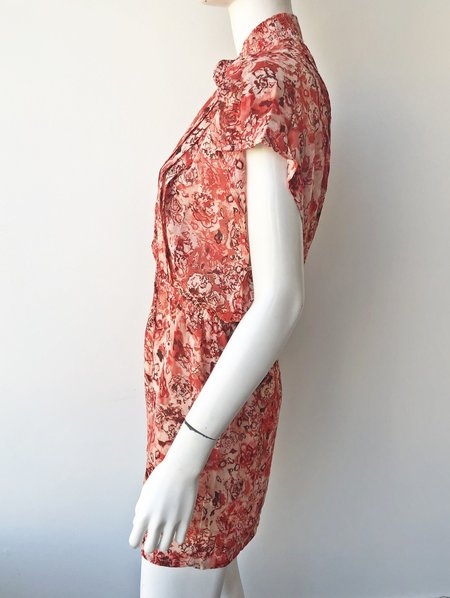 IRO Releila Dress - Red