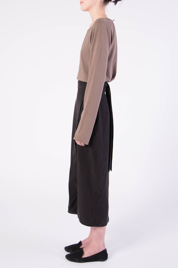 Portland Garment Factory Wrap Skirt