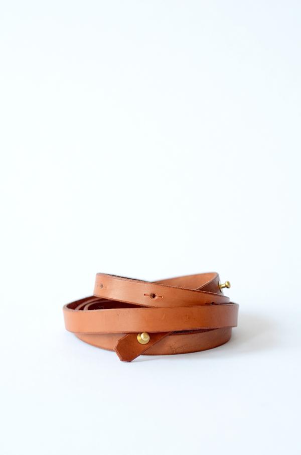 Double Wrap Belt