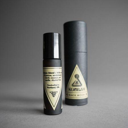 Unisex Kobrah Fragrance Concentrated Oil - Black Moon