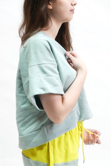Rachel Comey Tender Sweatshirt - Sea Green