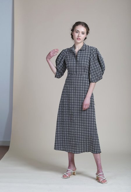 Rachel Comey Amplus Dress -  Plaid