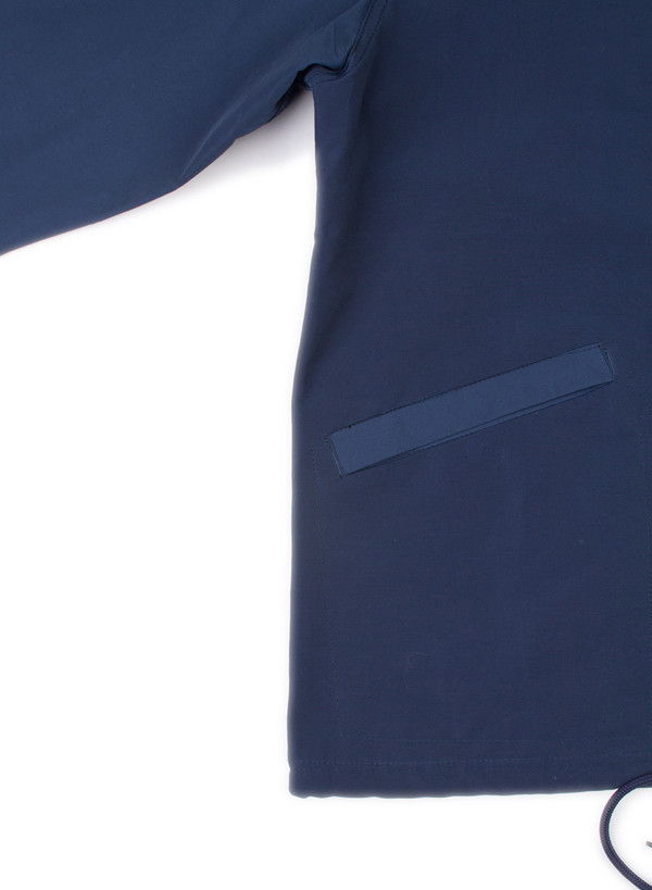 The Hill-Side Ueno Jacket Navy 60/40 Grosgrain