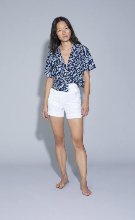 Ilana Kohn huxie shorts - chalk
