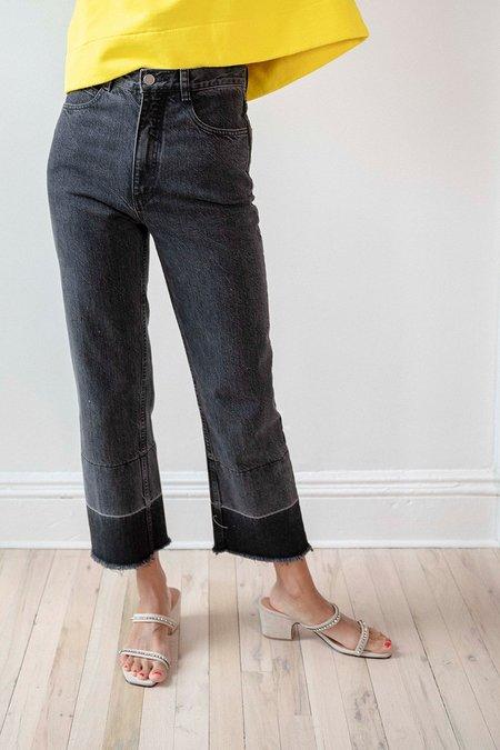 Rachel Comey Slim Legion Pant - Washed Black