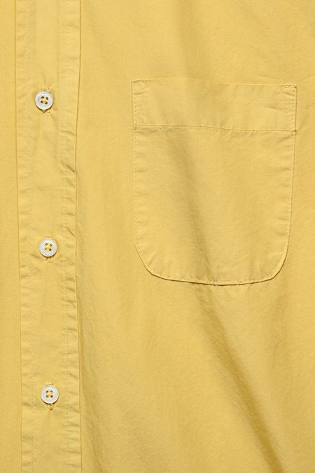 House Of St. Clair 1905 Shirt - Yellow Typewriter