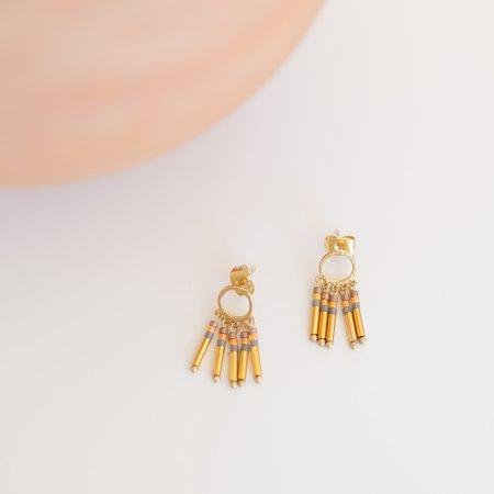 Bluma Project Mimi Earring - Gold